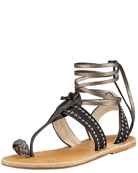 Hola Chica Flat Sandal