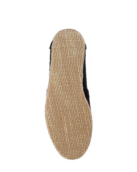 Freetown Perforated Slip-On, Black