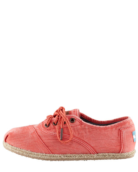 Ceara Lace-Up Shoe