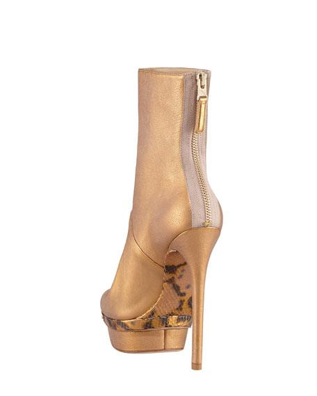 Platform Stiletto Boot