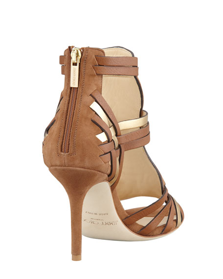 Margy Suede Sandal