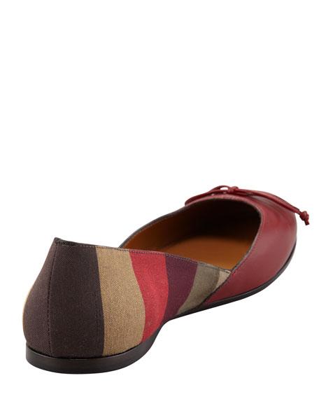 Pequin Ballerina Flat