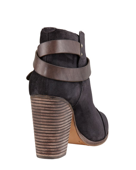 Harrow Strappy Ankle Boot