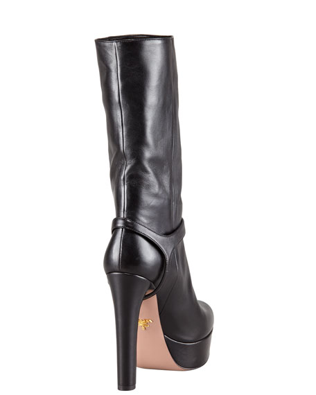Harness High-Heel Boot