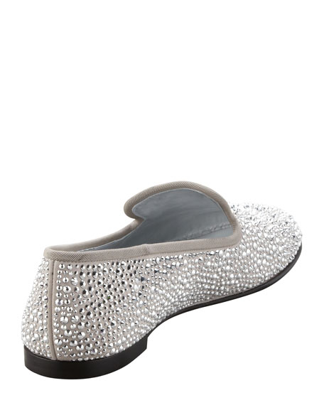 Strass Smoking Loafer