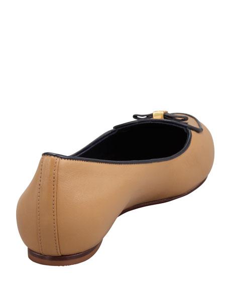 Dakota Bow-Toe Loafer