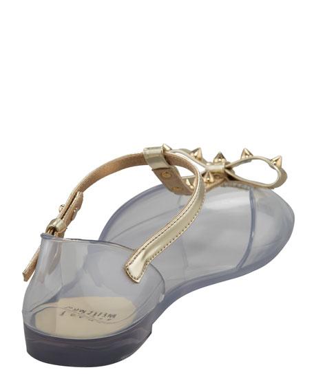Nifty Jelly Flat Sandal
