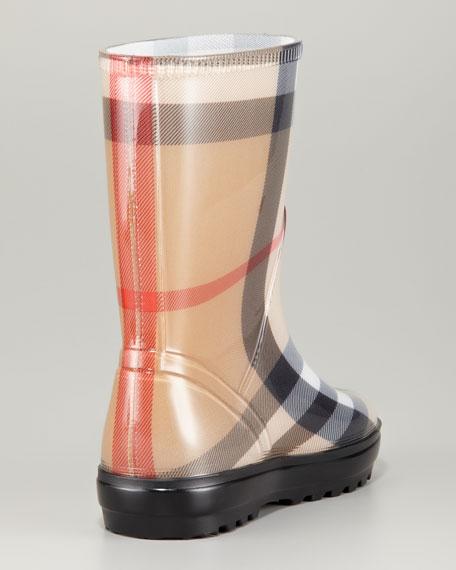 Check Rain Boots 27-36, House Check