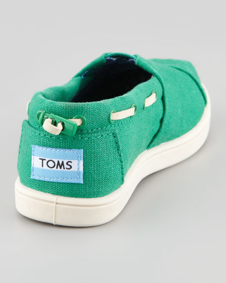 Bimini Youth Shoe, Earthwise Green