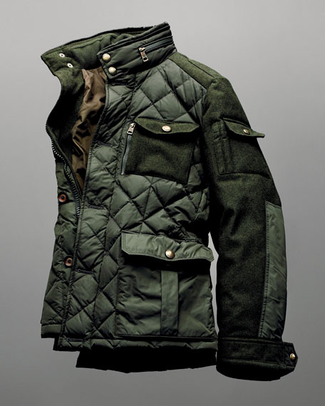 BG 111th Anniversary Rodriguez Field Jacket