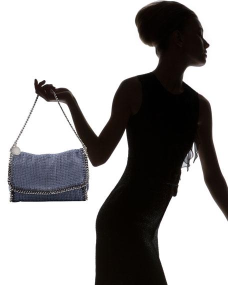 Falabella Chain-Trim Shoulder Bag