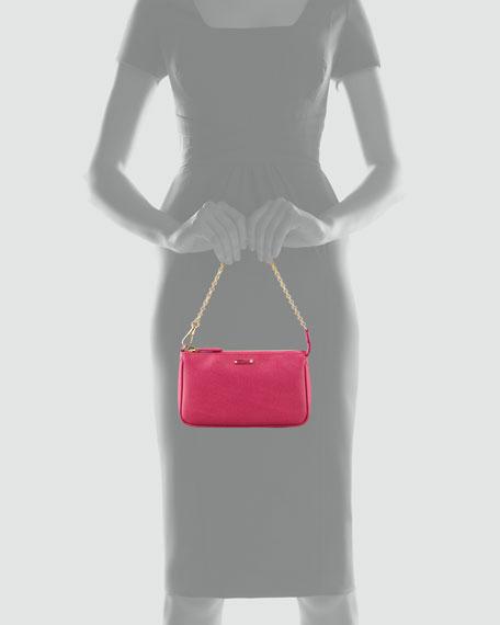 Crayon Pochette Bag, Pink