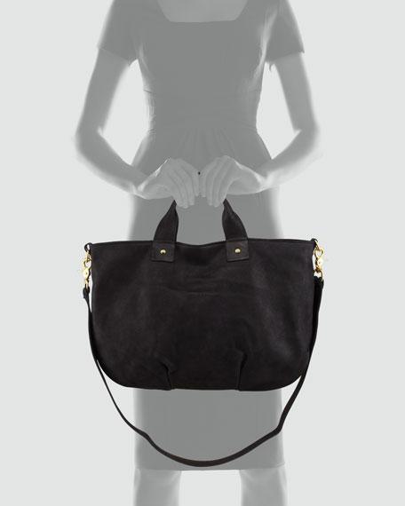 Nubuck Messenger Bag