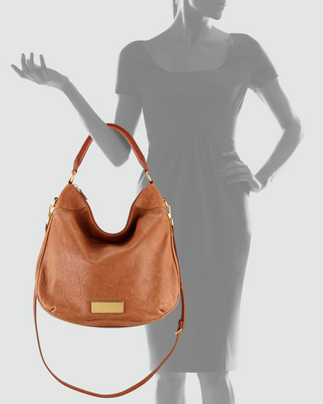 907bde860d6 MARC by Marc Jacobs Washed Up Billy Hobo Bag, Brown