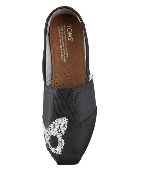 Touch Butterfly Slip-On