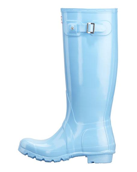 Tall Original Welly Boot, Cornflower