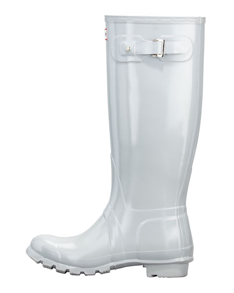 Tall Original Welly Boot, Smoke