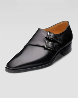 John Lobb Chapel Buckle Loafer