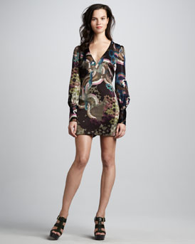 Skaist Taylor Nell Printed Dress