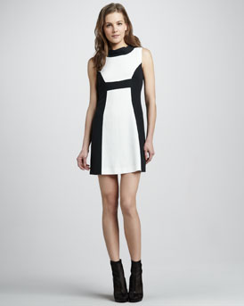 Rachel Zoe Madison II Collared Dress