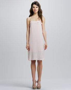 Tibi Ruffled Cami Dress
