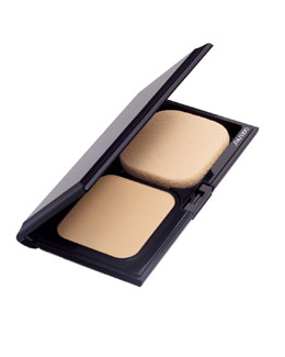 Shiseido Sheer Mattifying Compact Foundation & Case