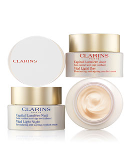 Clarins Vital Light Day & Night Comfort Cream