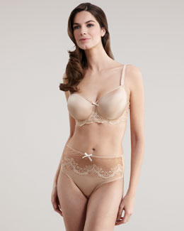 Le Mystere Dream Luxe Tisha Bra & High-Waist Briefs