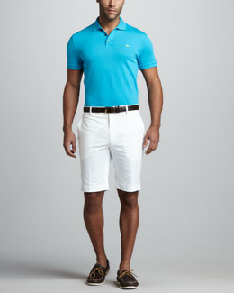 Ralph Lauren Black Label Mesh Polo & James Shorts