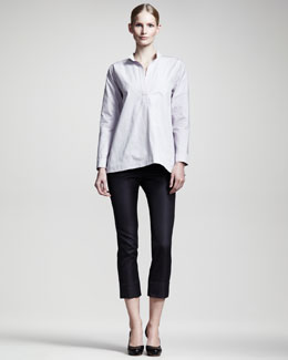 Jil Sander Nem Long-Sleeve Tunic & Nash Pants