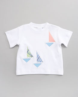 Florence Eiseman Stay the Course Knit Tee