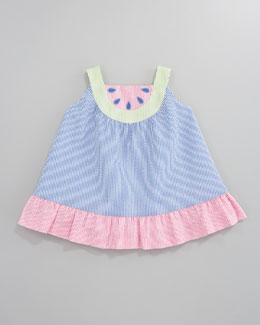 Florence Eiseman Summertime Treat Watermelon Dress