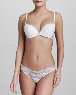 La Perla Donna Eleonora Push-Up Bra & Thong