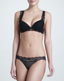 La Perla Blind Date Push-Up Bra & Thong