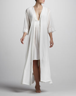 La Perla Honeymoon Robe & Tank Gown