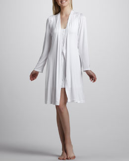 La Perla Magic Garden Short Robe & Babydoll