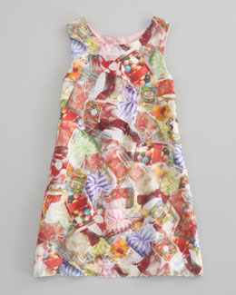 Charabia Candy Jar Shift Dress