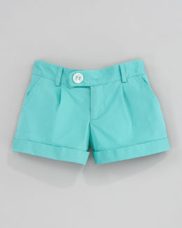 Milly Minis Bow Pocket Short, Mentino