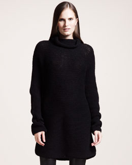 THE ROW Oversized Cashmere Turtleneck