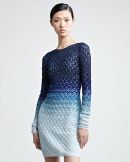 Missoni Long-Sleeve Dress