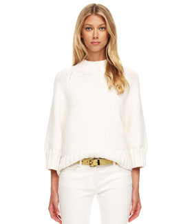 Michael Kors Loose Knit Sweater