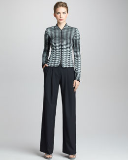 Giorgio Armani Pleated Trousers