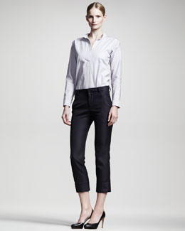 Jil Sander Nash Pants, Granite