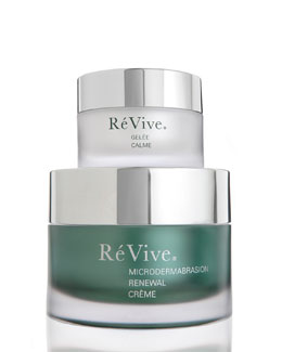 ReVive Microdermabrasion Renewal Creme & Calming Gel