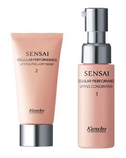 Kanebo Sensai Collection Lifting Mask (Peel-Off)
