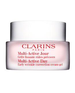 Clarins Multi-Active Day Early Wrinkle Correction Cream-Gel