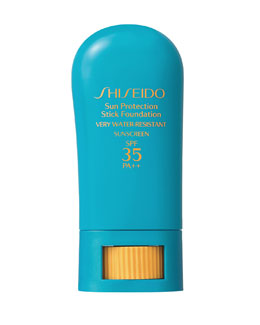 Shiseido Sun Protection Stick Foundation