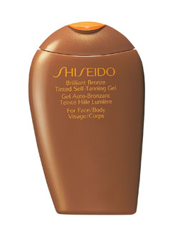 Shiseido Brilliant Bronze Tinted Self-Tanning Gel