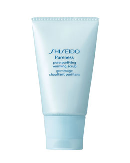 Shiseido Pore Purifying Warming Scrub