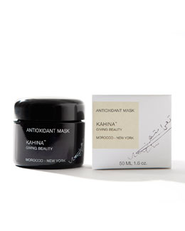 Kahina Beauty Antioxidant Mask